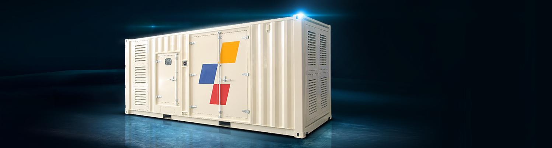 Soluciones de energía para las industrias locales e internacionales más exigentes.